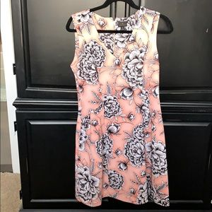 Worthington flower Dress